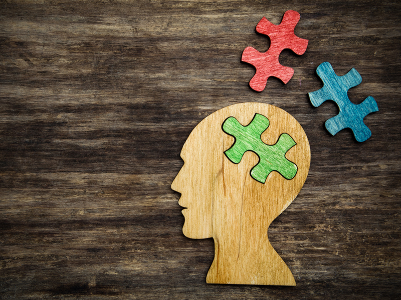 Picture of puzzle piece in head | The Mystery of Sudden Hearing Loss