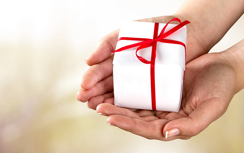 Picture of a gift
