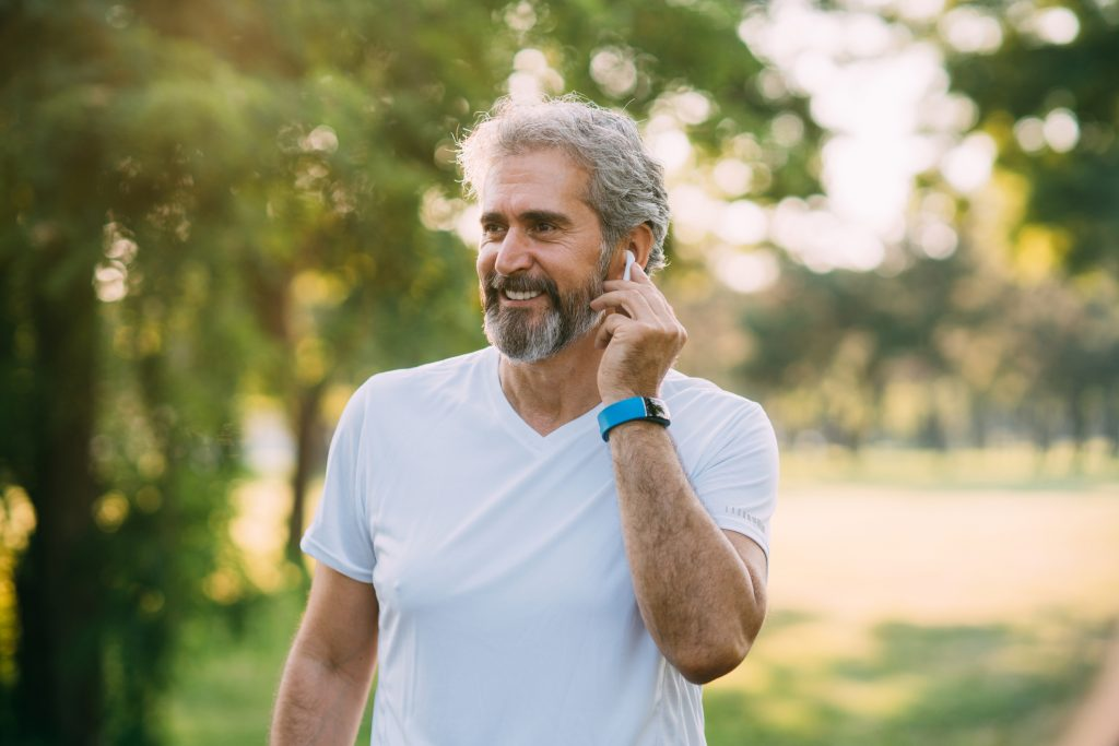 Man who wanted the best workout earbuds discovers they are actually hurting his hearing